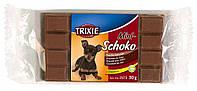 Trixie TX-2973 Mini-Schoko Dog Chocolate - лакомство для собак 30 гр