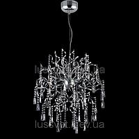 Люстра хрустальная современная EVT Lighting  BAMP  1199086/8+8