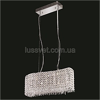 Люстра-подвес EVT Lighting  BAMP  CR2100B/10
