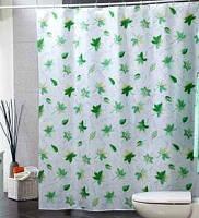 Штора для ванної кімнати MIRANDA Leafs, фото 1