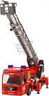 Игрушка Пожарная машина Dickie с рацией, звуком и водным эффектом, 3716003 Dickie toys, фото 2