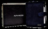 Мужское портмоне ALFA RICCO синего цвета QWD-002001, фото 1