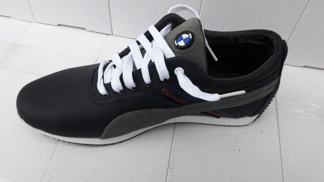 d6e47b9f1479 Мужские кожаные кроссовки Puma (реплика) - Интернет магазин Берцы 78 в  Хмельницком