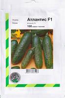 Семена огурца Атлантис F1 (Бейо / Bejo/ АГРОПАК+) 100 сем - пчелоопыляемый, ранний гибрид (42-45 дней)