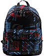 Рюкзак городской, Wallaby, 1353-1 разноцветный 9 л, фото 2