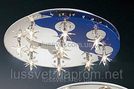 Люстра INL-4087С-9   NIGHT SKY 1