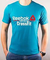 Качественая футболка Reebok Crossfit для спортсменов