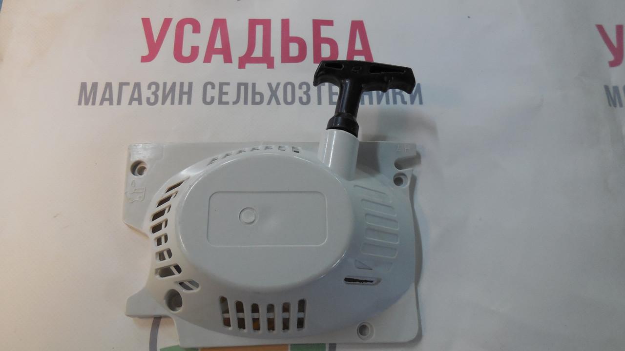 Ручний стартер в зборі на бензопили Vitals,Sadko, Foresta, Дніпро, Кентавр, Forte, Бригадир