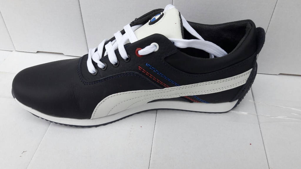 a673ecfaf77f Мужские кожаные кроссовки Puma (реплика)  продажа, цена в ...