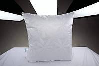 Подушки антиалергенные в специально обработанном дамаске, с кантом