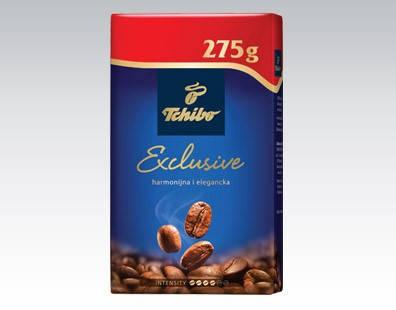 Кофе молотый Tchibo Exclusive 275 г, фото 2