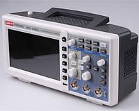 Цифровой осциллограф UNI-T UTD2052CL 50 МГц  с7,0'' ЖК-дисплеем