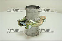 Хомут глушителя с фланцами (50 мм) иномарка