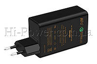 Зарядное устройство для планшета LENOVO 5-15V 6.8A (3 USB порта) 42W