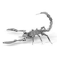 Конструктор металлический 3D «Скорпион» MMS070