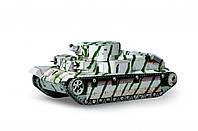 Картонная модель танка Т-28 073 УмБум