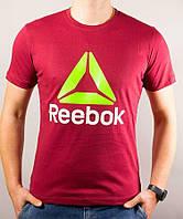 Мужская футболка Reebok с ярким рисунком