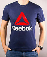 Футболка Reebok с популярным принтом