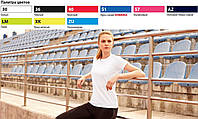 Футболка женская Lady-Fit Performance T, XS (38-40), Белый, фото 1