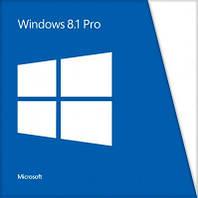 Microsoft Windows 8.1 Профессиональная x64 Украинская DVD OEM (FQC-06996)