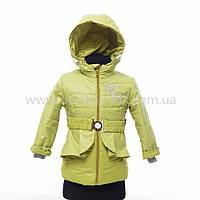 "Курточка на девочку весна ""Майя"" новинка от производителя, оптом и в розницу, фото 1"