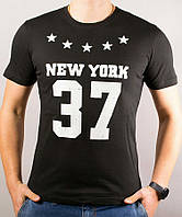 Молодежная мужская футболка New York 37 по хорошей цене