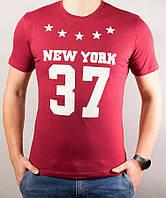 Мужская футболка New York 37 от производителя