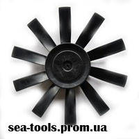 Крыльчатка вентилятора ВАЗ-1118, 1119, 1117 (кондиционер)