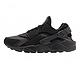 Женские кроссовки Nike Air Huarache Black , фото 2