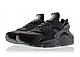 Женские кроссовки Nike Air Huarache Black , фото 3