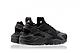 Женские кроссовки Nike Air Huarache Black , фото 4