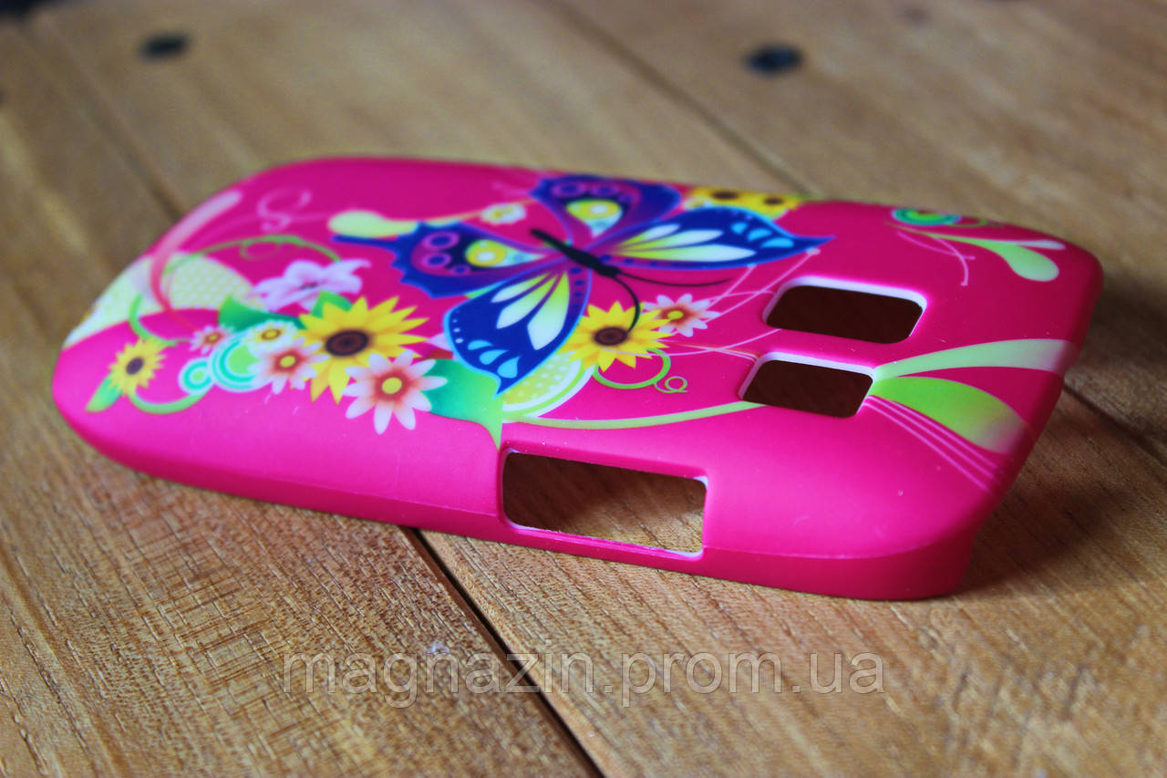 """Чехол  Nokia Asha 302 """"Весеннее настроение"""""""
