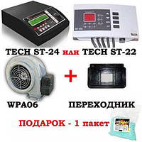 Комплект автоматики для котла Viadrus U22, Danko (ST-22/24+WPA06+переходник)