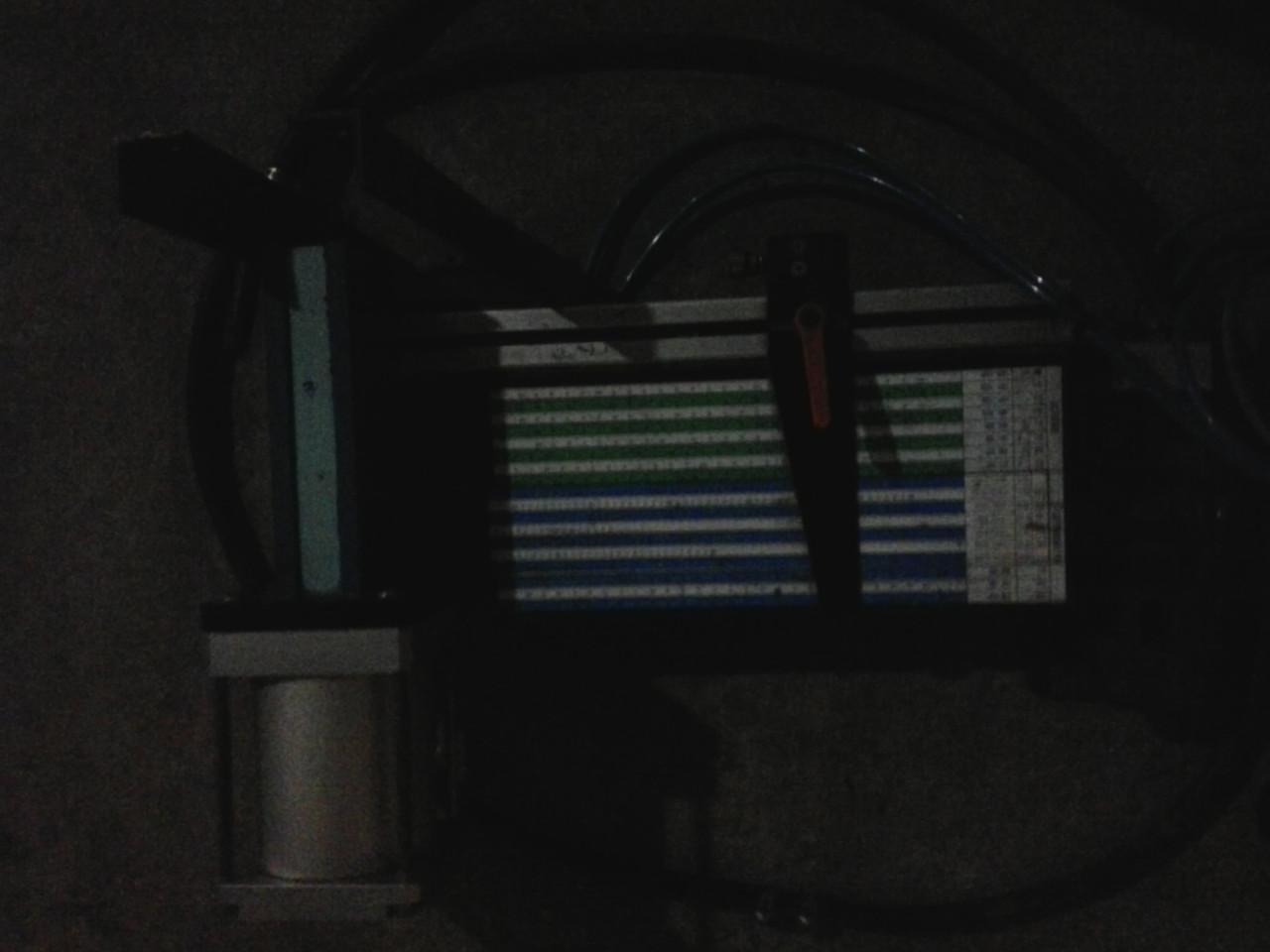 Пневмоножницы для резки фурнитуры MACO