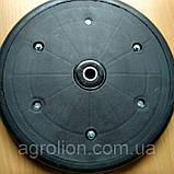 """Прикотуюче колесо в зборі ( диск поліпропілен ) з підшипником  1"""" x 12"""", Kinze ,GA6434, фото 6"""