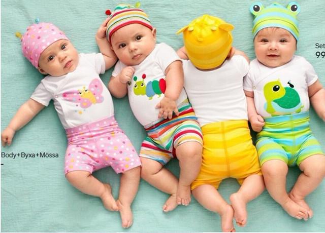 Бодики для новорожденных