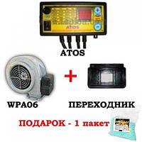 Комплект автоматики для котла Viadrus U22, Danko (ATOS+WPA06+переходник)