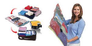 Вакуумные пакеты для хранения вещей 60*80см., фото 2