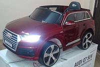 Детский электромобиль AUDI JJ 2188 бордо