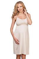 Ночная сорочка на бретелях для беременных и кормящих Milky Way, размер 50, фото 1