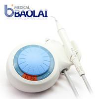 Скалер ультразвуковой  P4 Baolai  (П4 баолай) в комплекте с 6 насадками: Т1, Т1, Т2, Т3, Т4, Т5