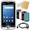 Телефон Donod  D9100 2 сим, TV, сенсорный экран, чехол в подарок, дешево.