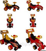 Детская Машинка каталка 3084 Формула Технок