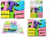 Детский Набор АБВ Алфавит для ванной ТМ KINDERENOK 091113