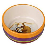 Trixie TX-60803 миска для кролика керамическая