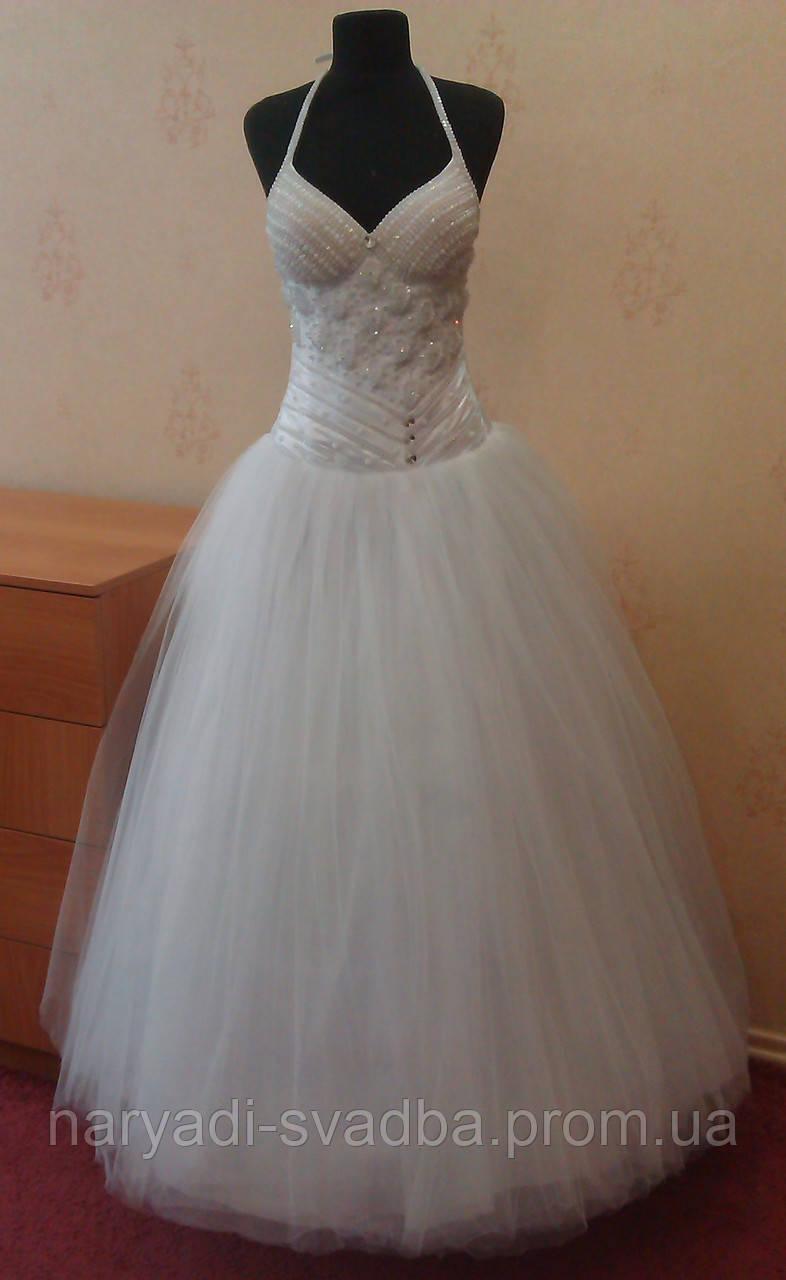 12f94944dd0 Шикарное пышное свадебное платье