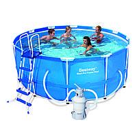 Каркасный бассейн BestWay 56259 (366х122 см.)