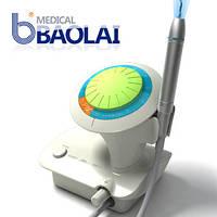Ультразвуковой скалер P7L LED Baolai  (П7Л баолай), в комплекте с 6 насадками: Т1,Т1,Т2,Т3,Т4,Т5 + 4 файла, фото 1
