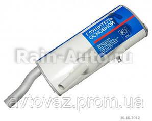 Глушитель основной ВАЗ 2104 штампосварной АвтоВАЗ