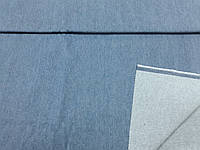 Джинс (т. голубой) не стрейч (арт. 04257) отрез 0,7 м